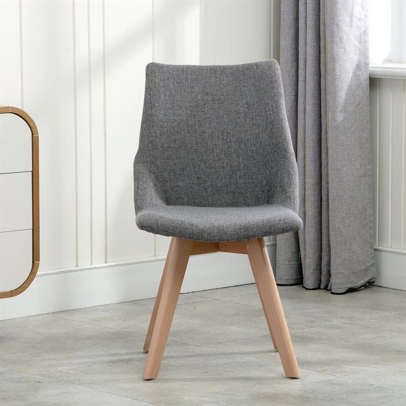 B Ware 2 Designer Esszimmerstühle Ubbo Retro Stühle