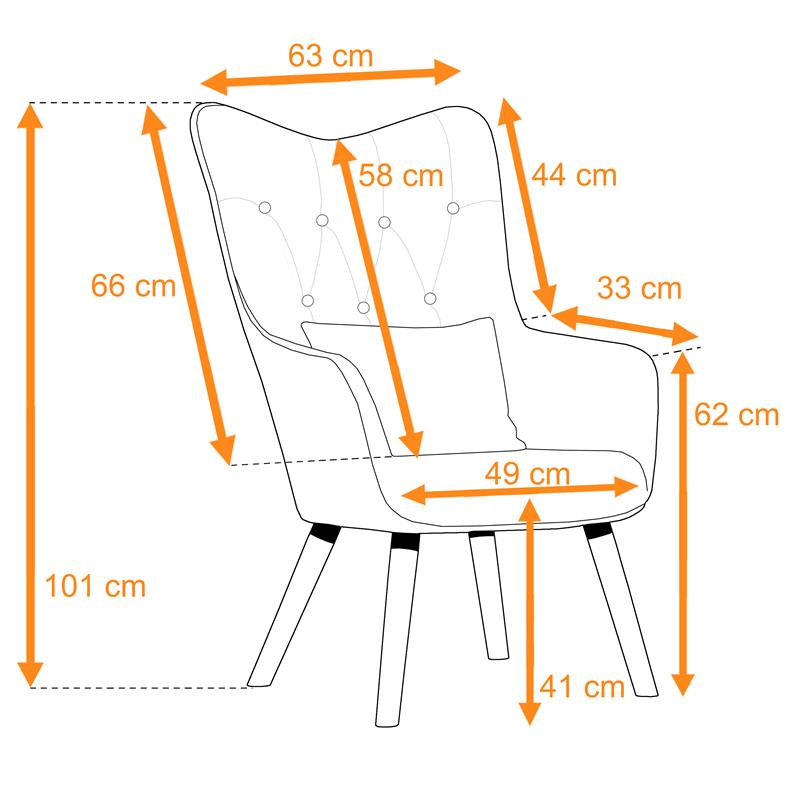 Fernsehsessel tv sessel lounge relaxsessel polstersessel for Fernsehsessel mit stoffbezug
