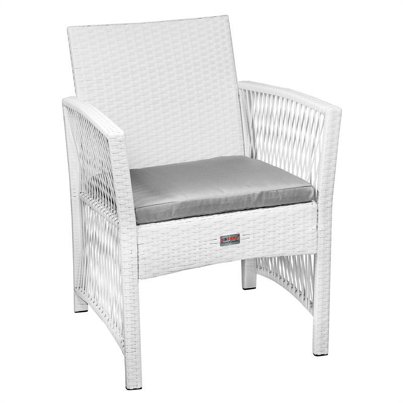 2x Ware B Gartenmobel Stuhle Polyrattan Rattan Gartenstuhl