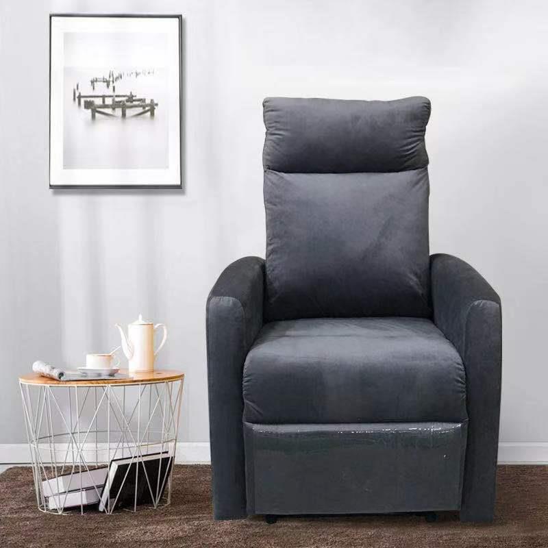Indexbild 55 - Relaxsessel Fernsehsessel Polster Sessel Liegefunktion Ruhe Liegestuhl TV Stoff