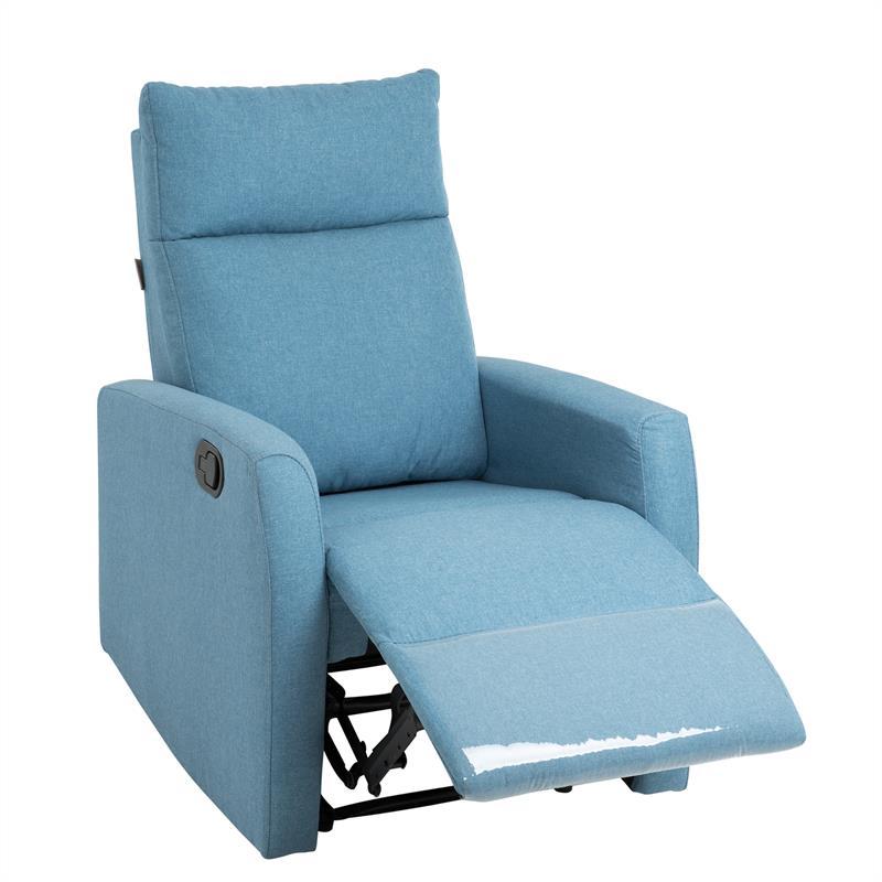 Indexbild 13 - Relaxsessel Fernsehsessel Polster Sessel Liegefunktion Ruhe Liegestuhl TV Stoff