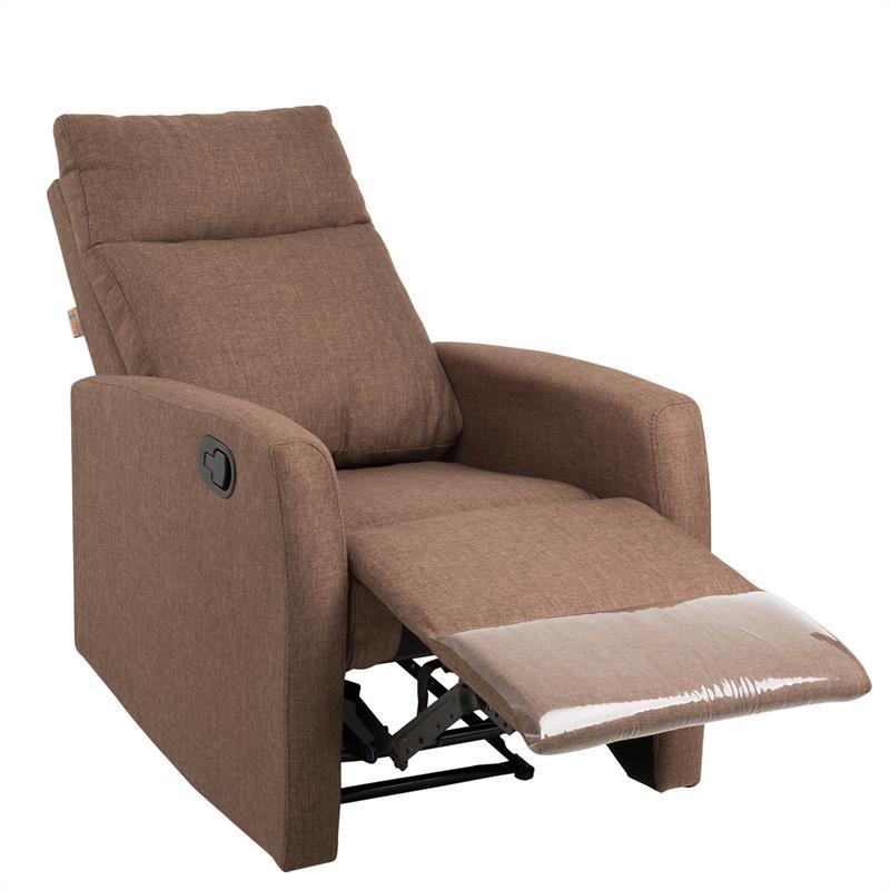 Indexbild 34 - Relaxsessel Fernsehsessel Polster Sessel Liegefunktion Ruhe Liegestuhl TV Stoff