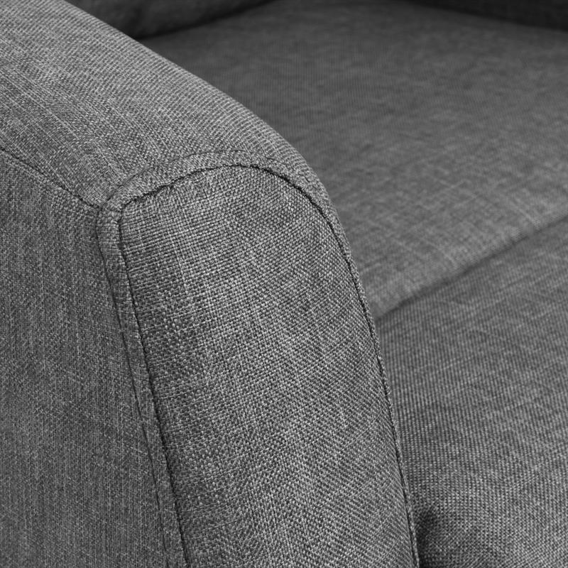 Indexbild 27 - Relaxsessel Fernsehsessel Polster Sessel Liegefunktion Ruhe Liegestuhl TV Stoff