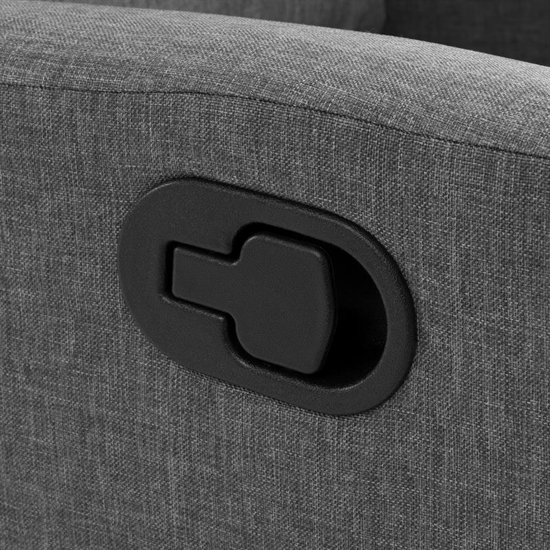 Indexbild 28 - Relaxsessel Fernsehsessel Polster Sessel Liegefunktion Ruhe Liegestuhl TV Stoff