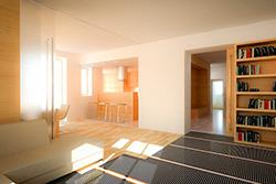 Fußbodenheizungen