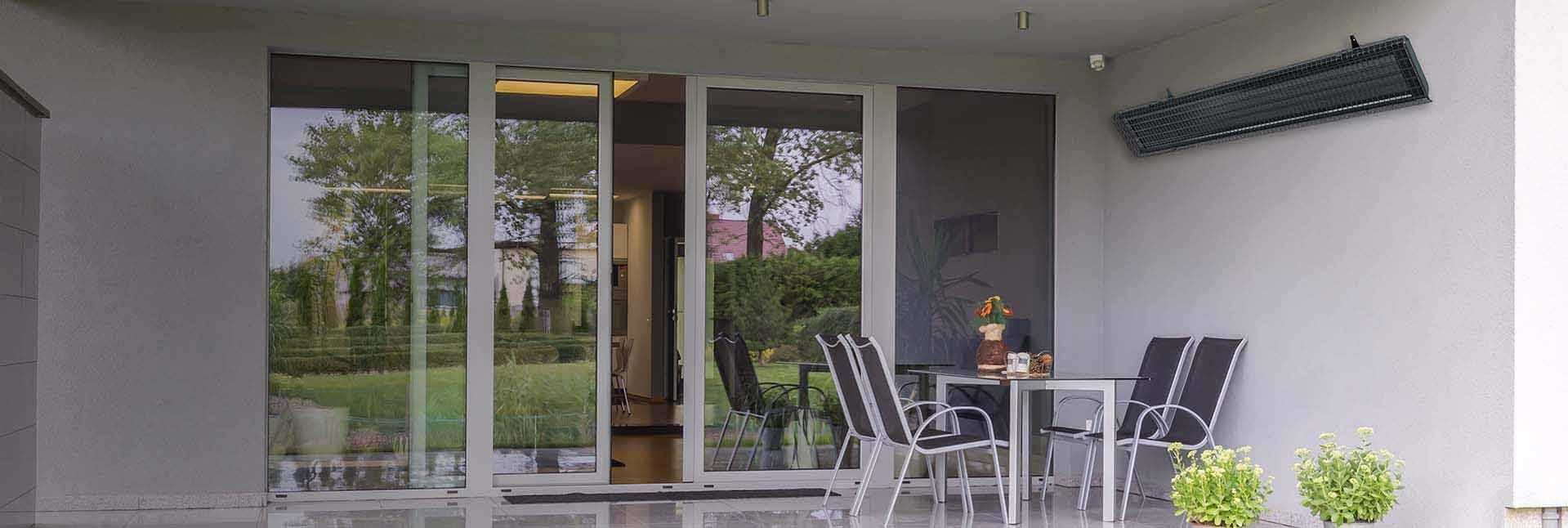 Infrarotheizung Terrassenheizung Angebot