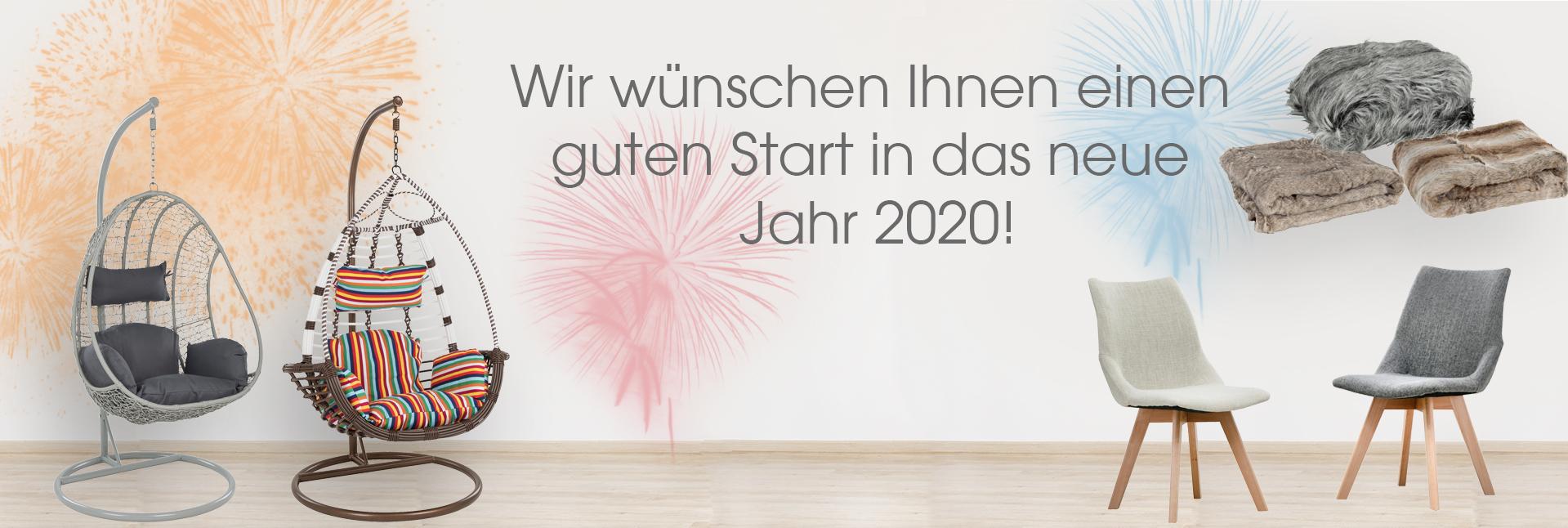 Einen Guten Start für 2020